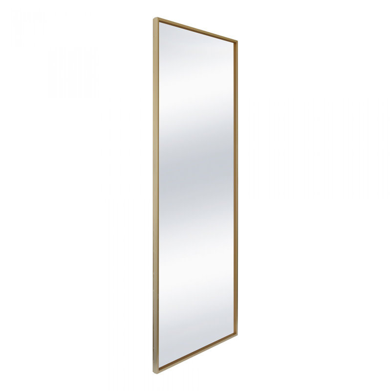 Moe's Home Collection Squire Mirror Gold