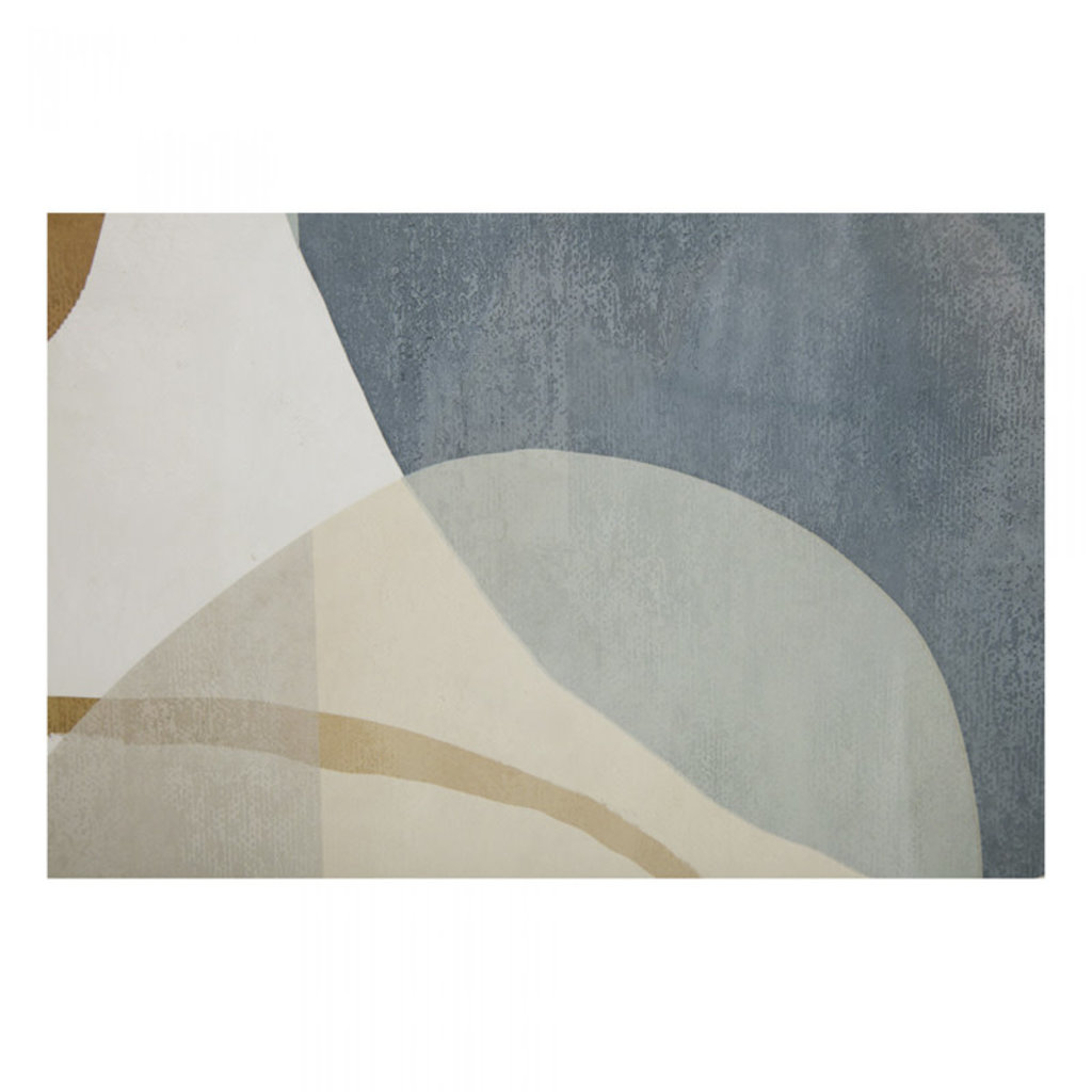 Moe's Home Collection Calmness Abstract Print