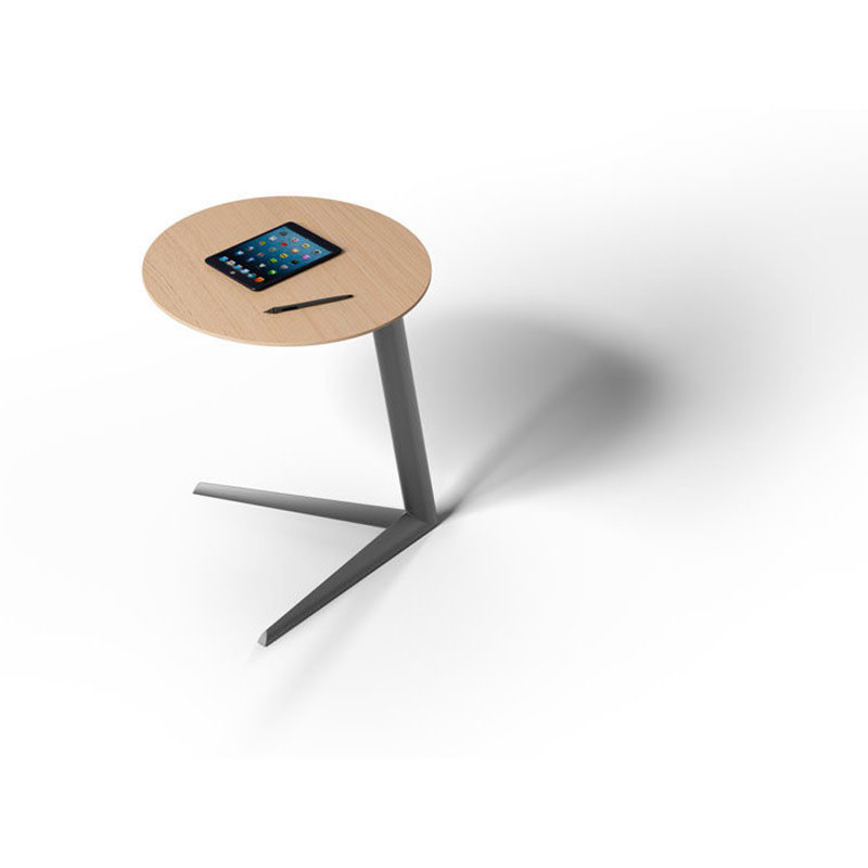 BDI Milo  Laptop Table Drift Oak