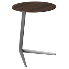 BDI Milo  Laptop Table Toasted Walnut