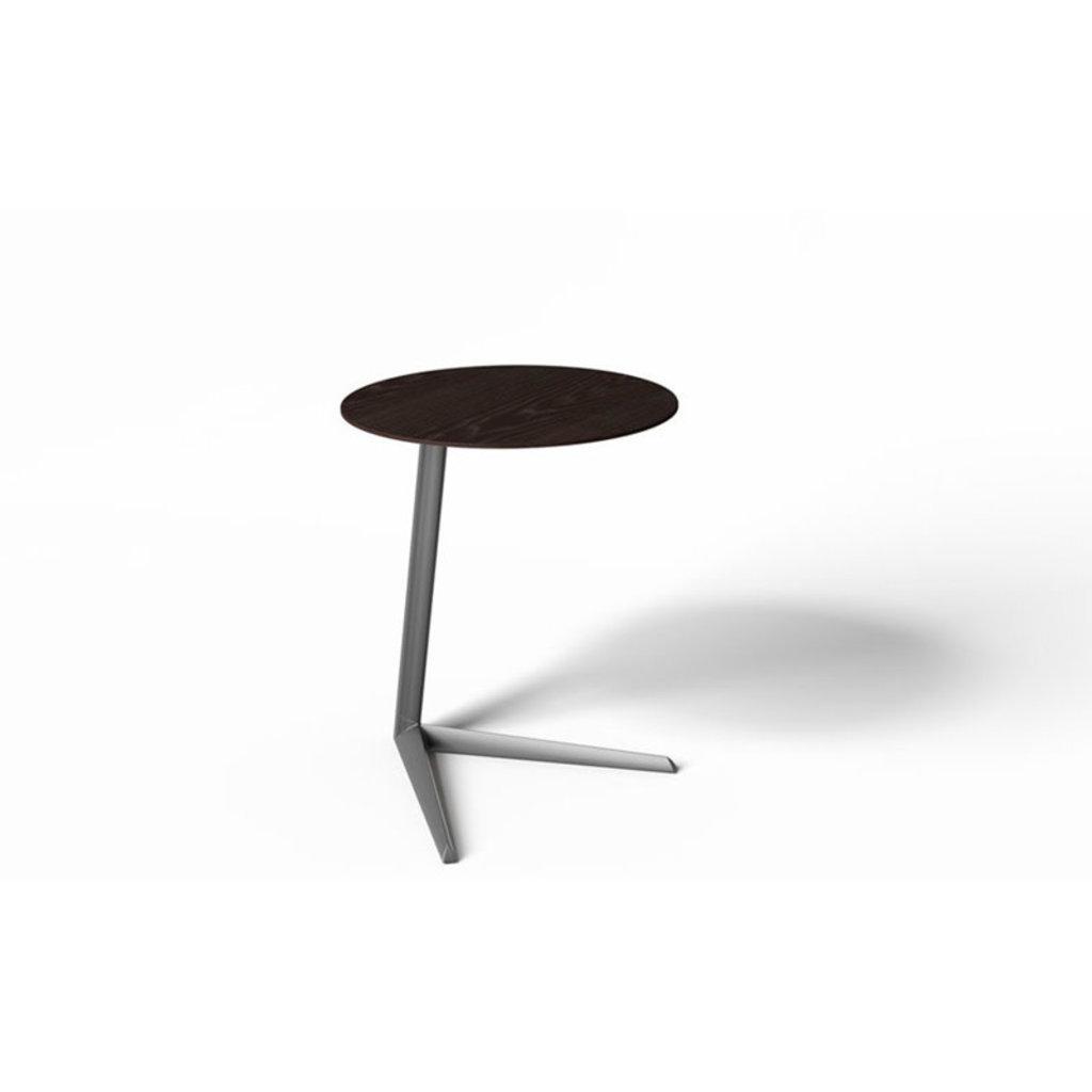 BDI Milo  Laptop Table Charcoal