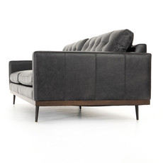 Four Hands Lexi 2 Pc Sectional-Raf Chaise-Sonoma Bl