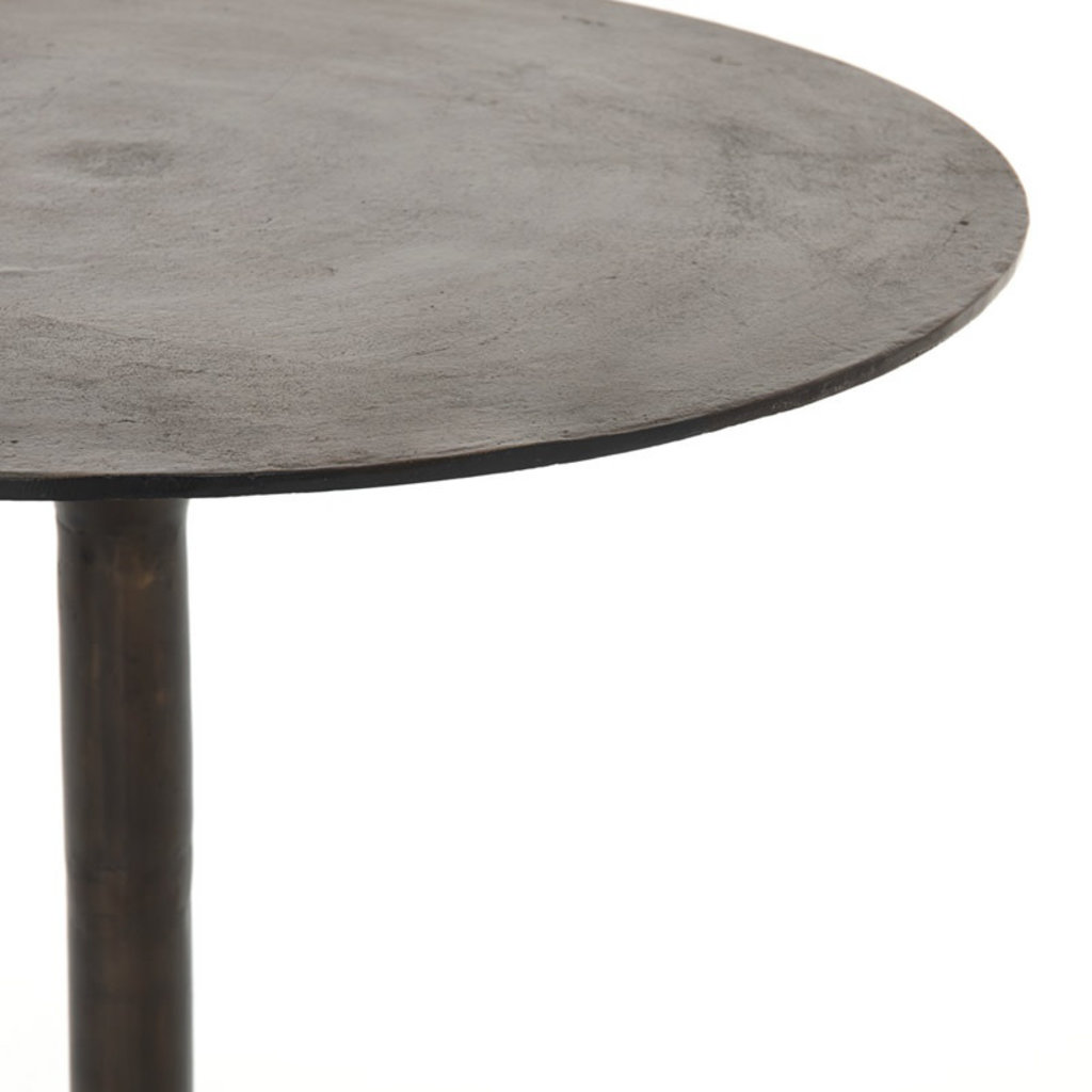 Four Hands Simone Counter Table-Antique Rust