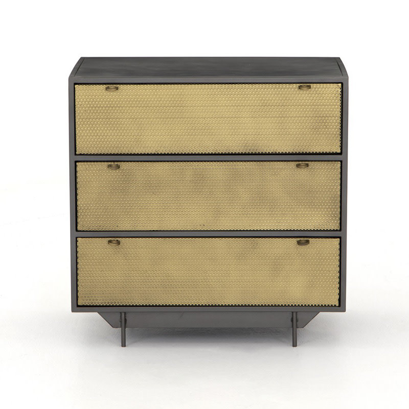 Four Hands Hendrick 6 Drawer Dresser