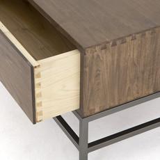 Four Hands Trey Coffee Table-Auburn Poplar