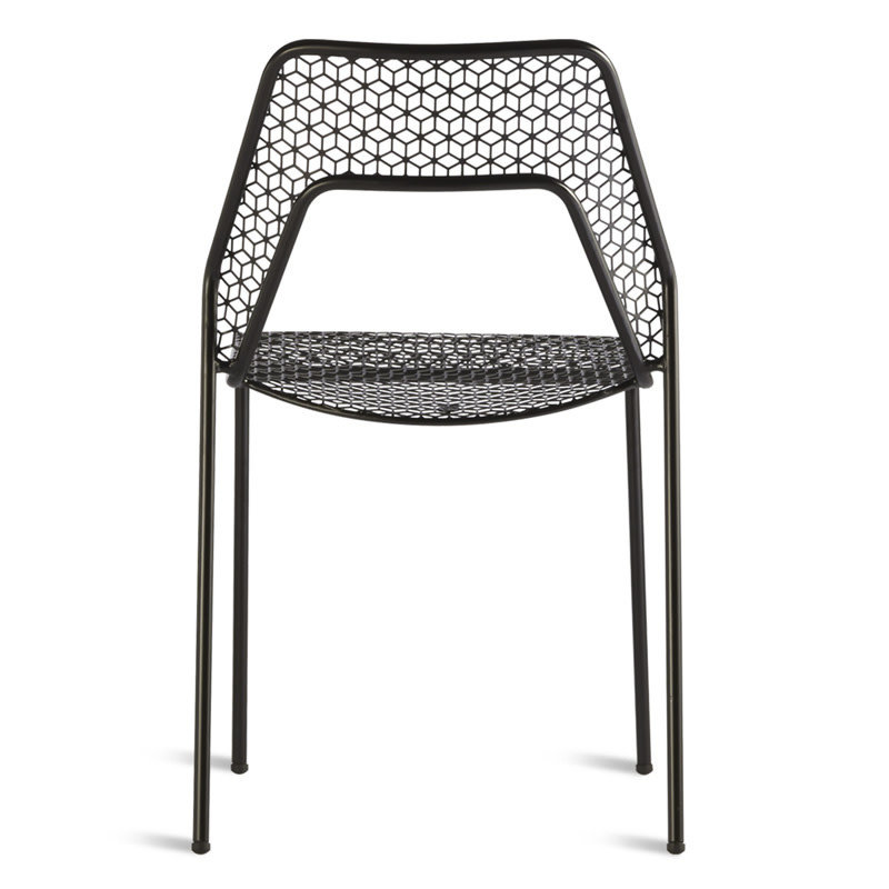 BluDot Hot Mesh Chair Black