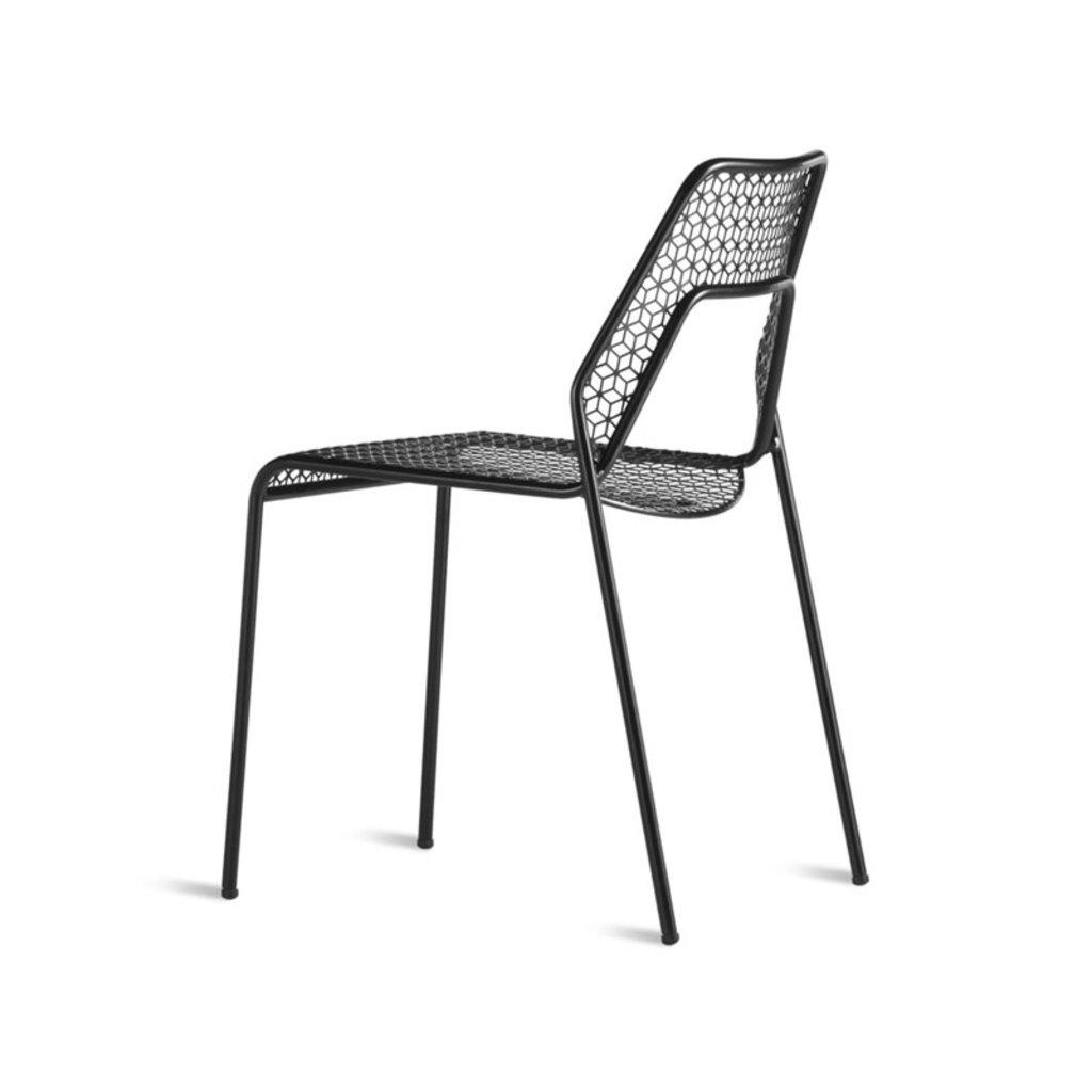 BluDot Hot Mesh Chair Black