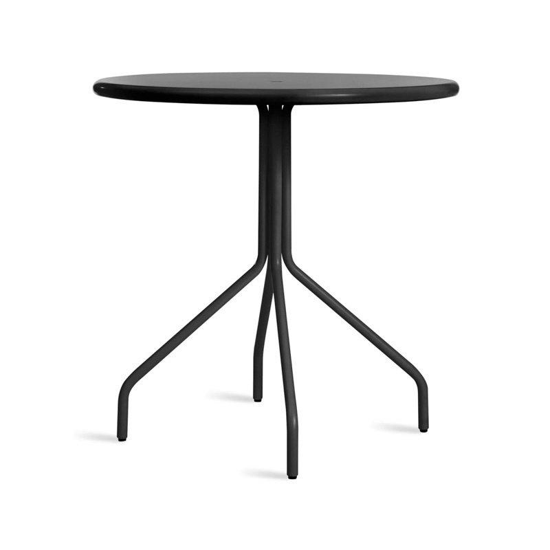 BluDot Hot Mesh Cafe Table Black