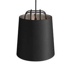 BluDot Perimeter Pendant light Small in Black