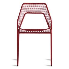 BluDot Hot Mesh Chair Humble Red