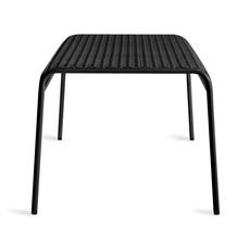 BluDot Hot Mesh Bench Black