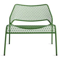 BluDot Hot Mesh Lounge Chair Green
