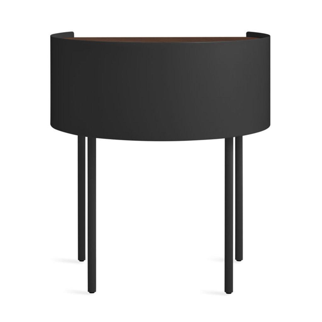 BluDot Lil Something side Table Oblivion