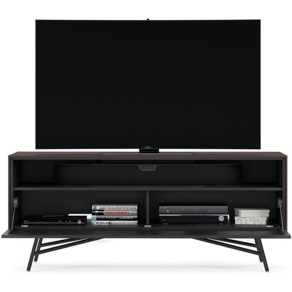 BDI Sector TV console Sepia