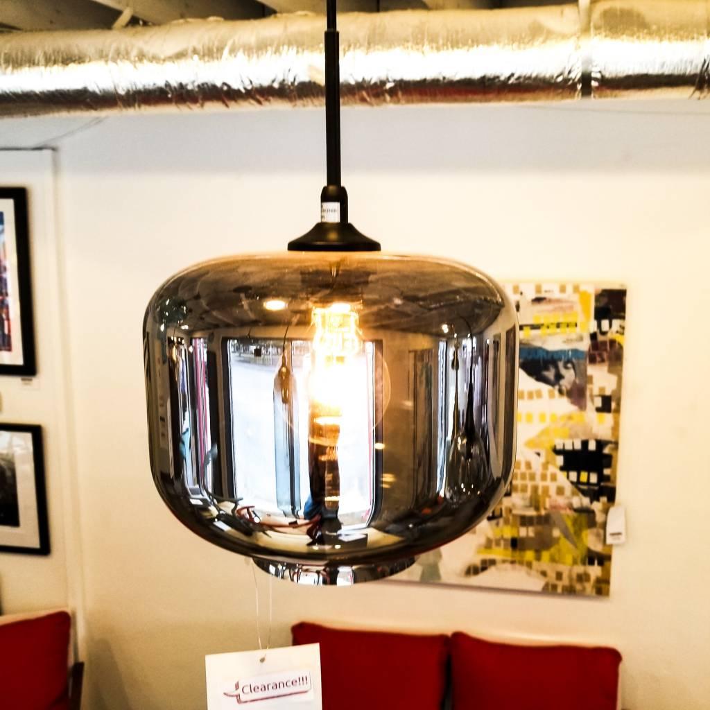 Nuevo Living CHARLES PENDANT LAMP  SMOKED GREY