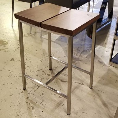 Gus Modern Stanley Counter Stool Walnut