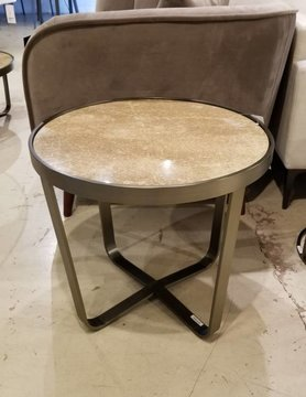 "Kube imports ET1303 ""York"" End Table"