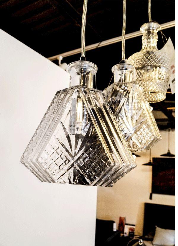 Nuevo Living Cognac Pendant lamp