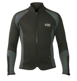 NRS NRS Wetsuit Jacket, Black, M