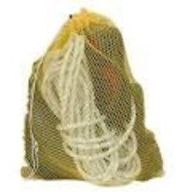 NRS NRS Yellow Drawstring Mesh Bag, S