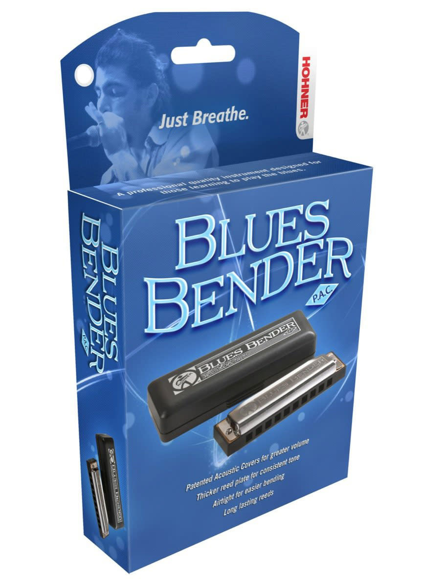 Harmonica Hohner Blues Bender