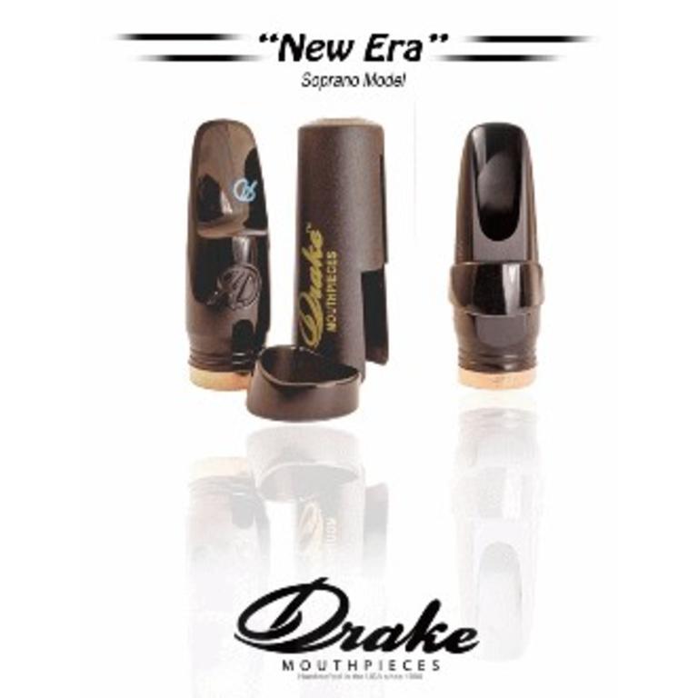 Drake New Era Soprano Saxophone Mouthpiece