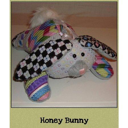 Honey Bunny - 3D Canvas
