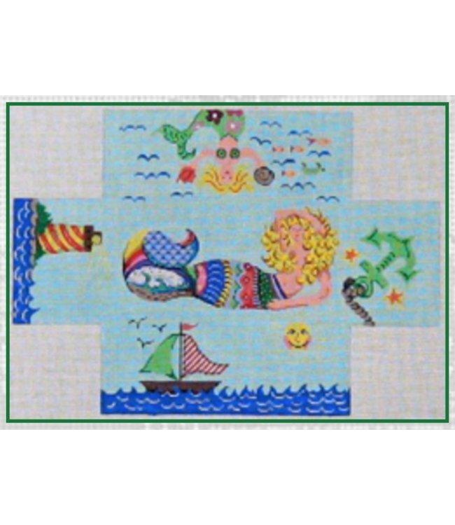Mermaid Brickcover