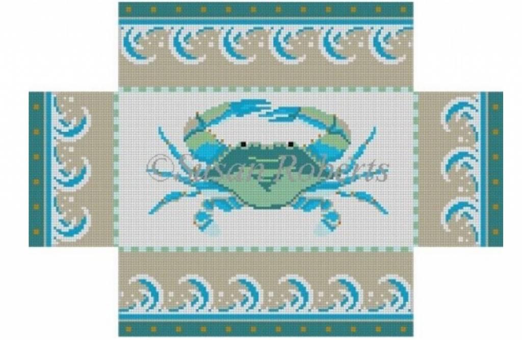 Brick Cover Blue Cab