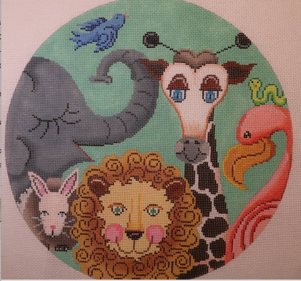 Animals - Round