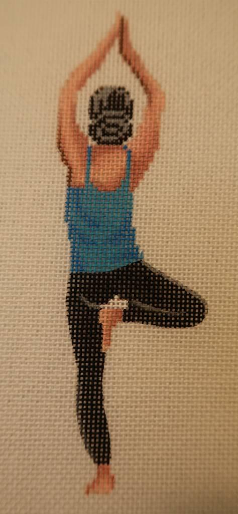Standing Balance Yoga Pose