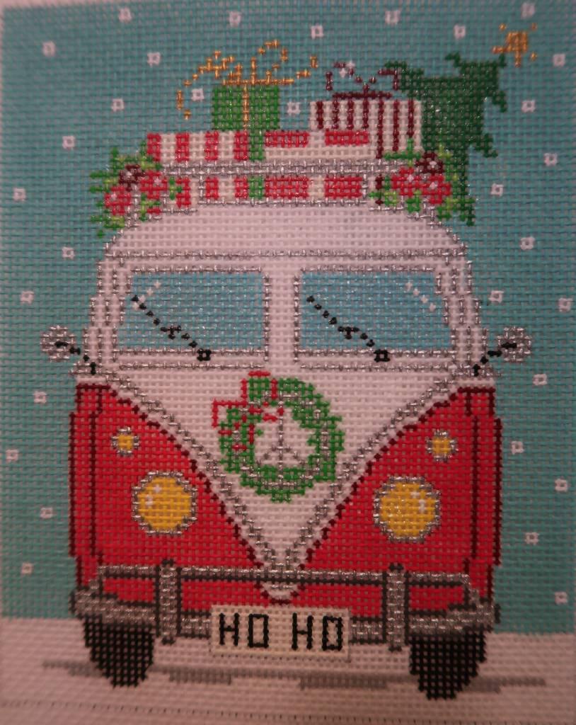 Micro Bus - Christmas