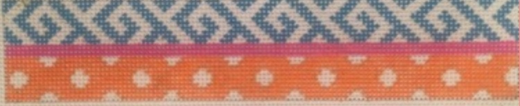Belt Orange/Green/Pink/White