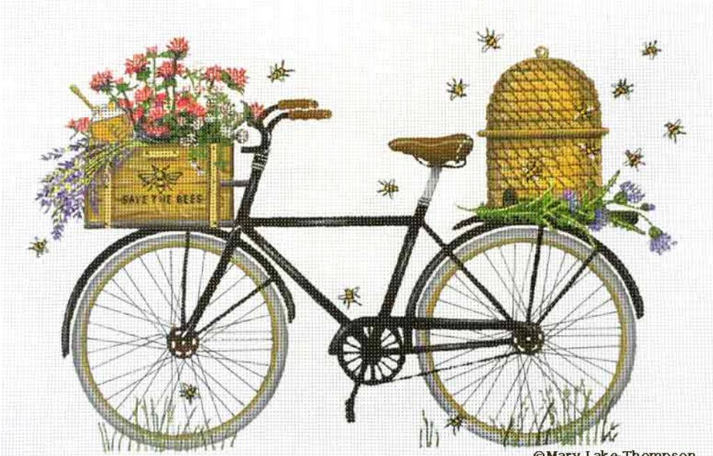 Bee Bicycle