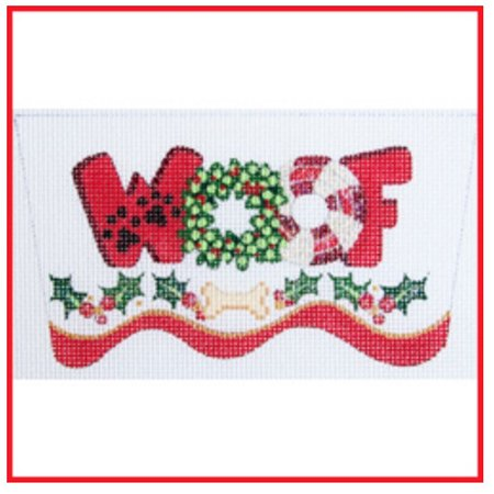 Woof Stocking Topper