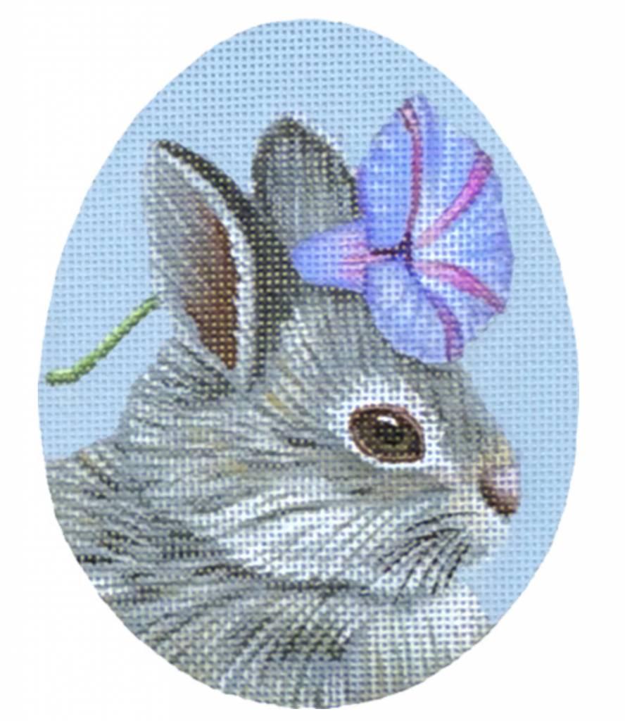 Lana the Bun Egg - Violet Bunny