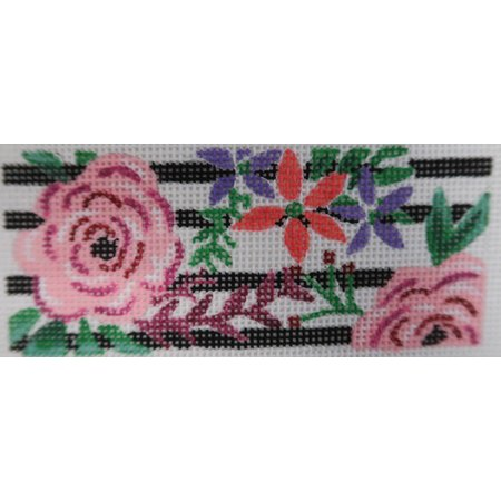 Floral Insert Credit Card Insert