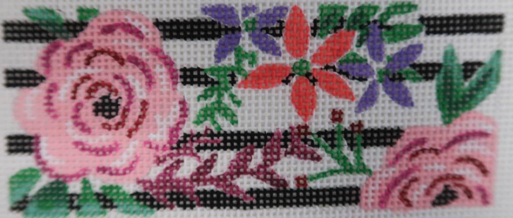 Floral Insert Credit Card Insert