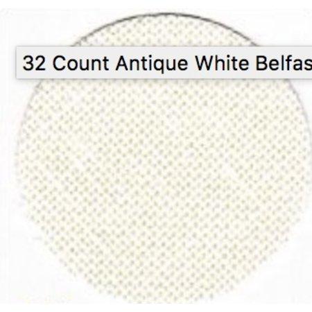 Belfast Ant-Wht 32 Ct, 55 Inch, Per Inch