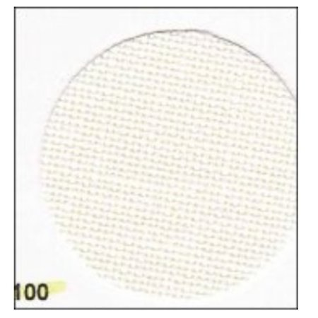 Cashel Ant White 28 ct, 55 Inch, Per Inch