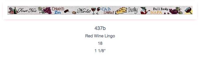 Red Wine Lingo