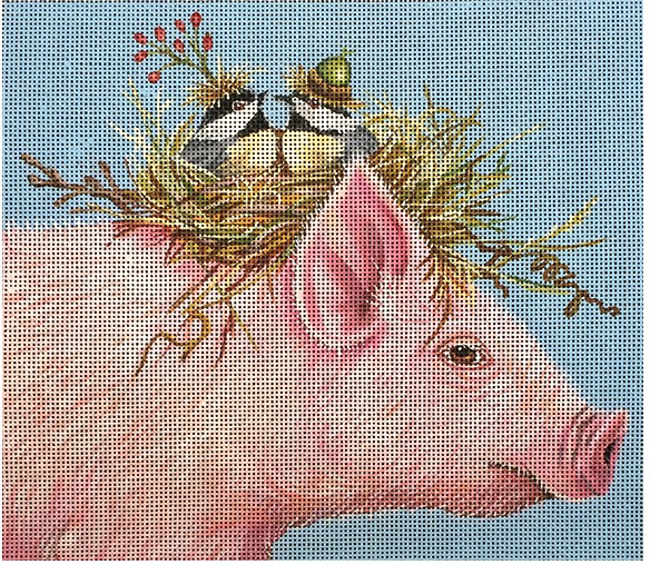 Living High on the Hog
