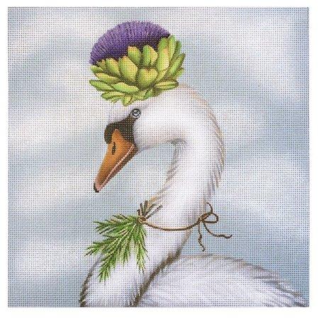 Artichoke Swan