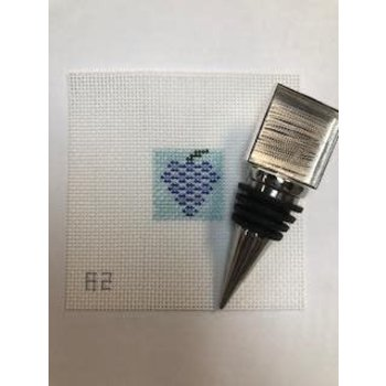 Wine Stopper and Canvas