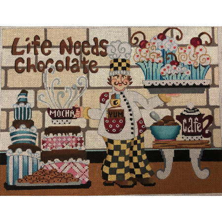 Life Needs Chocolate