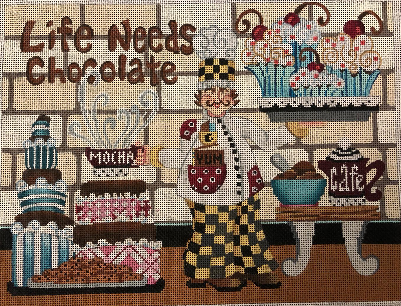 Life Needs Chocolate