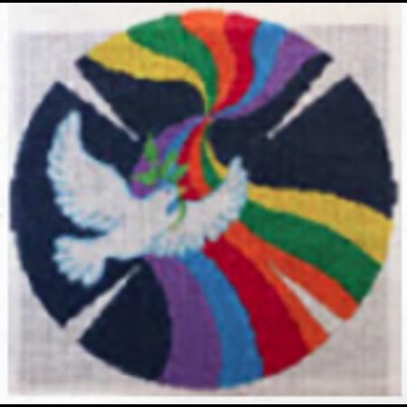 Rainbow Dove Kepah