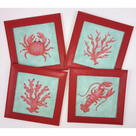 Crustaceans and Coral Inserts