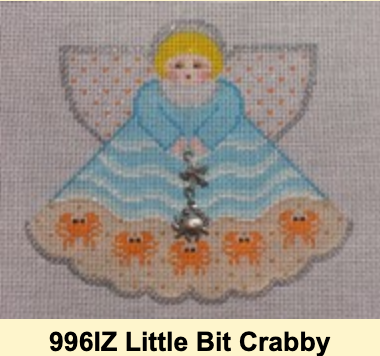 Little Bit Crabby Angel