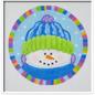 Max Snowman Ornament